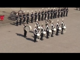 Swedish Army Music Ensemble plays Swedish House Mafia's Don't You Worry Child