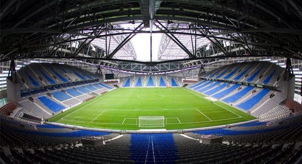 «Стадион «Астана Арена»