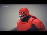 Bubblegum crisis - Boomer 3D model