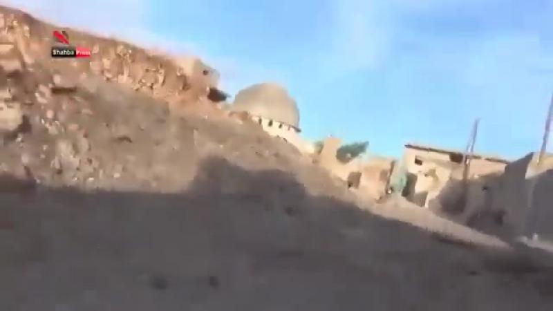 Вот они военные базы ИГИЛ которых ежедневно бомбят ВС России и отчитываются об