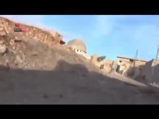 Вот они, военные базы ИГИЛ, которых ежедневно бомбят ВС России и отчитываются об
