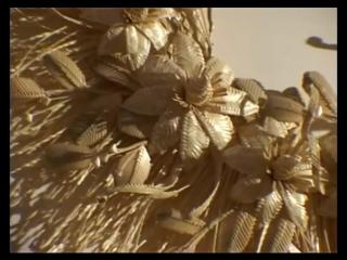 Ремесло 41׃ Плетение из Соломки
