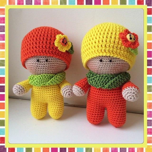 Amigurumi Angel Crochet Pattern : Meer dan 1000 afbeeldingen over Wzory Amigurumi op ...