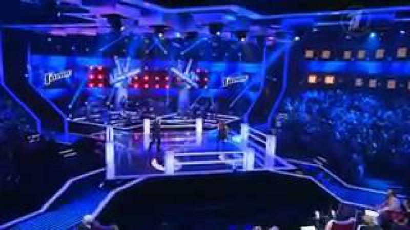 The Voice-Anri Gogniashvili Mari Karne....Sagooll Anrii...