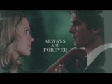 always and forever, damon.