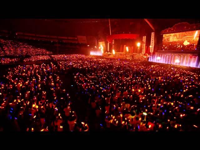 水樹奈々『ETERNAL BLAZE』(NANA MIZUKI LIVE CIRCUS 2013 in 西武ドーム)