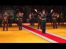 Оркестр МВД из Хабаровска исполняет хиты Леди Гага и PSY