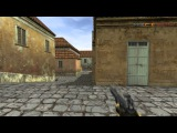 CS 1.6 Pros - aslak 4 USP headshots vs. GameStyle