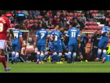 ROHAN INCE WONDER GOAL FOR BRIGHTON AGAINST SWINDON TOWN
