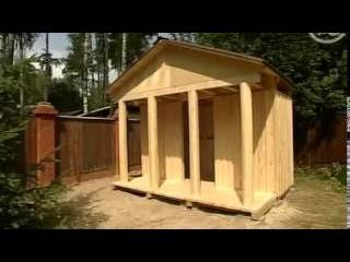 Фазенда Дачный туалет 12 08 2007