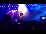 kirk hammett solo abu dhabi 2013 + nothing else matters (fail intro) - metallica