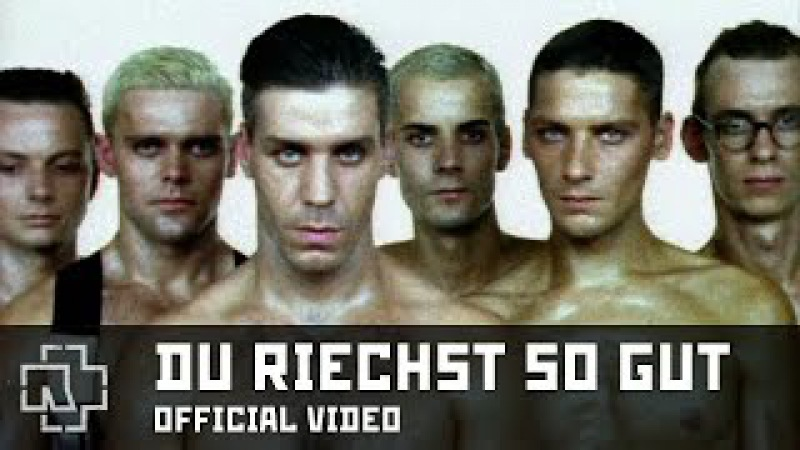 Rammstein Du Riechst So Gut '95 Official Video