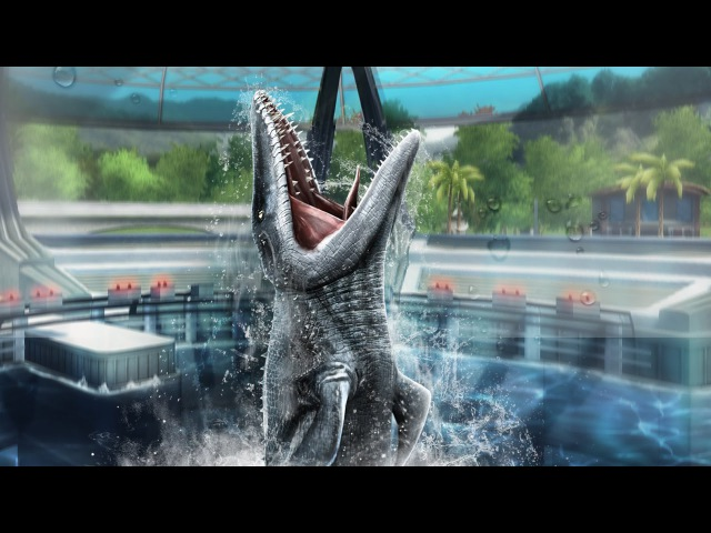 The Mosasaurus Our Next BIG Attraction