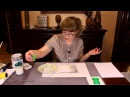 Видео мастер класс Вживление распечатки