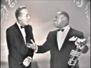 Bing Crosby Louis Armstrong - Basin Street Blues Lazy Bones
