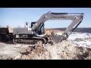 Гусеничный экскаватор RM TEREX TX 210LC