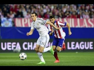 Атлетико 0:0 Реал Мадрид | Лига Чемпионов 2014/15 | 1/4 финала | Первый матч | Обзор матча