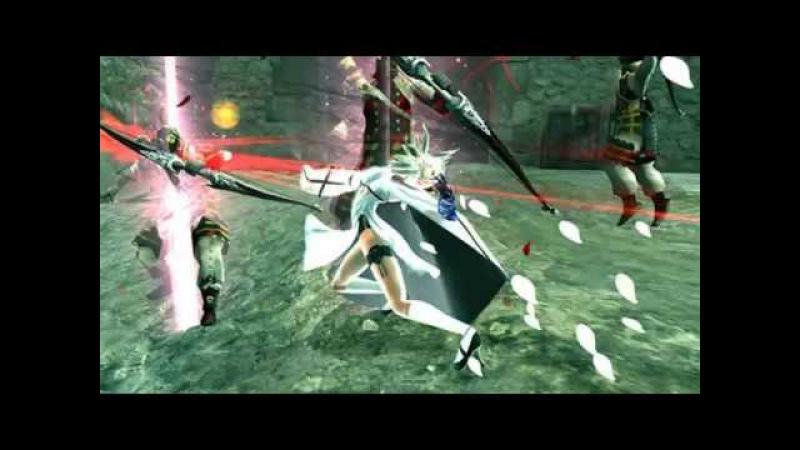 Game Drag-On Dragoon 3