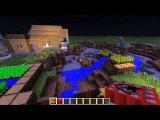 Мистик и Лаггер !  #1 Прохождение Карты Minecraft