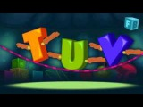 Английский алфавит - Детская песенка-мультфильм