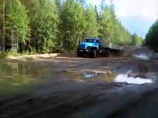 Зимник (респ. Коми).mp4
