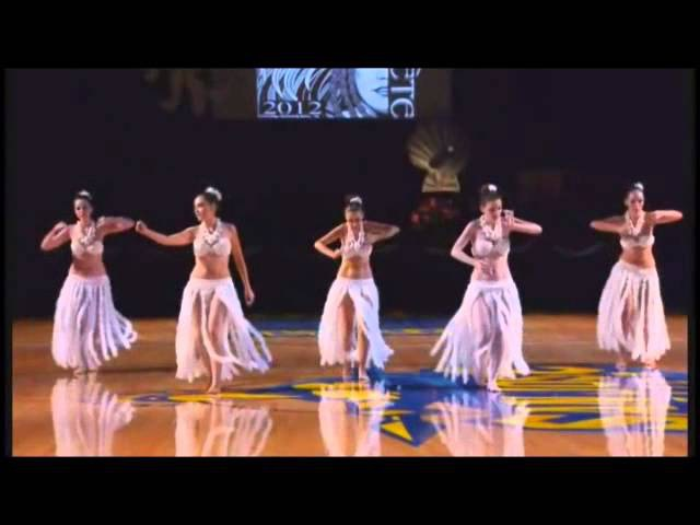 Danzas Polinesias de Guadalajara Tahiti fete 2012 - Aparima.wmv