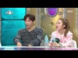 [RADIO STAR] 라디오스타 - Jin Ee-han showed his finger dance 20150930