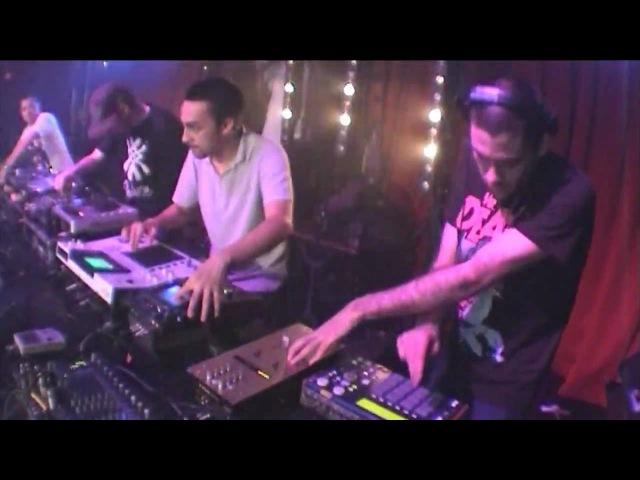 Dirtyphonics Live @ Jungle Juice click HD
