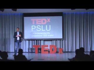 Триумф личности: успех, основанный на добрых делах: Сергей Полозов на TEDxPSLU (The triumph of the personality - success based on good affairs | Sergey Polozov | TEDxPSLU)
