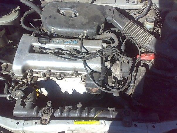 Двигатель SR20Di с