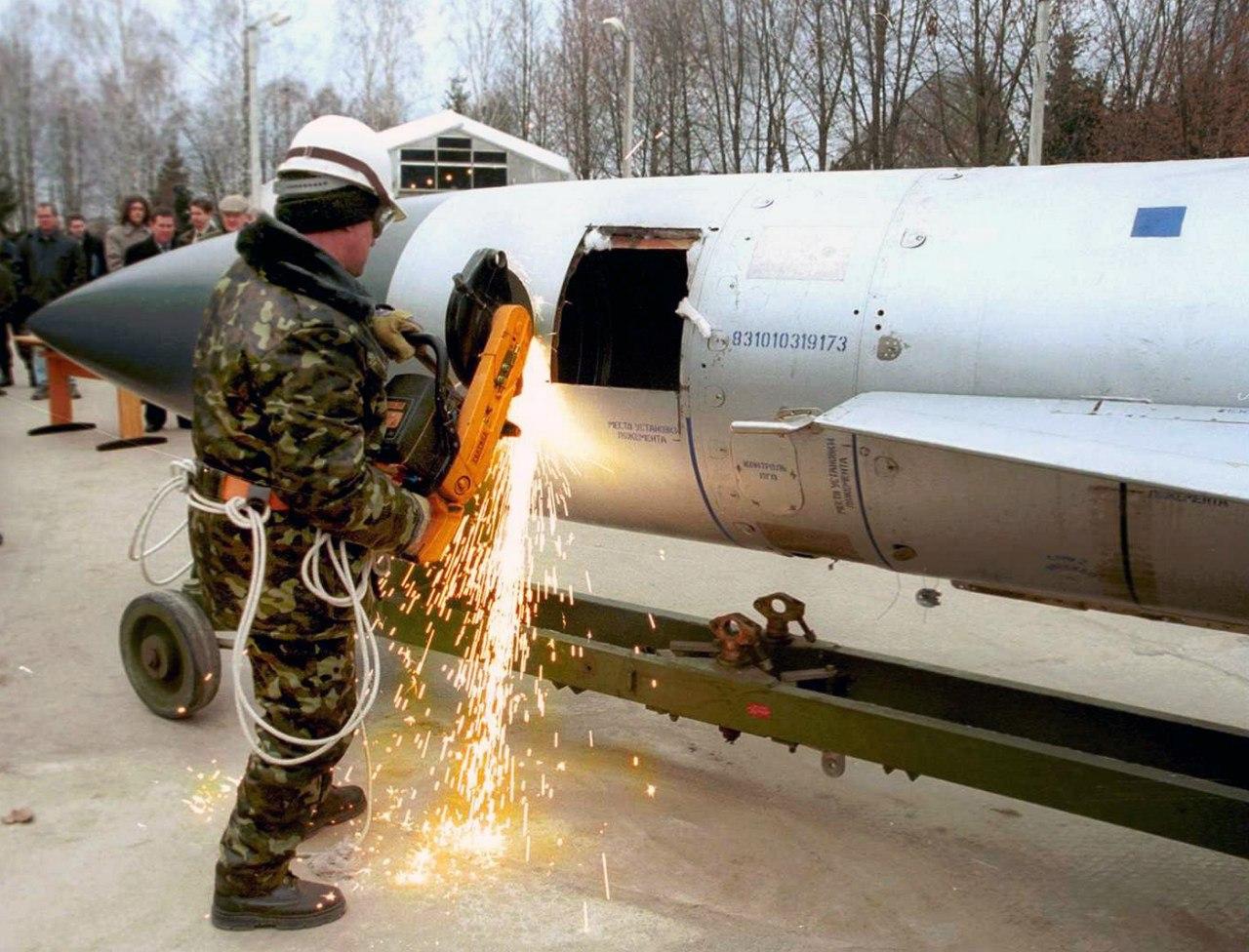 Аэрокосмические силы Украины - мечта, которой не суждено сбыться