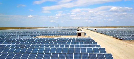 Dünyanın En Büyük Güneş Enerjisi Tesislerinin Yapımı Bitmek Üzere