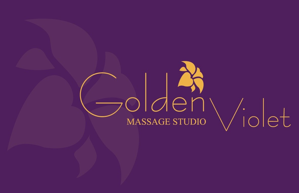 Сылка на facebook Студии массажа Golden Violet