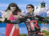 57th. Filmfare Awards - сцены с Шахрукх Кханом и Ранбиром Капуром с русскими субтитрами (часть 1)
