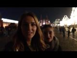 Это очень смешное видео ))) как делать селфи на Красной Площади . Урок 1