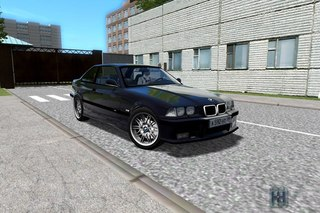 City Car Driving Topic Bmw M3 E36 City Car Driving 1 3 3 1 1