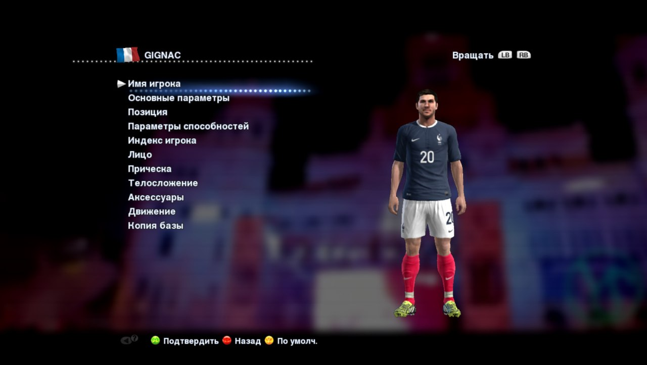 PES 2013 Option File Update National Teams EURO2016 Qualifier's for PESEdit 6.0 by PANDAFX!