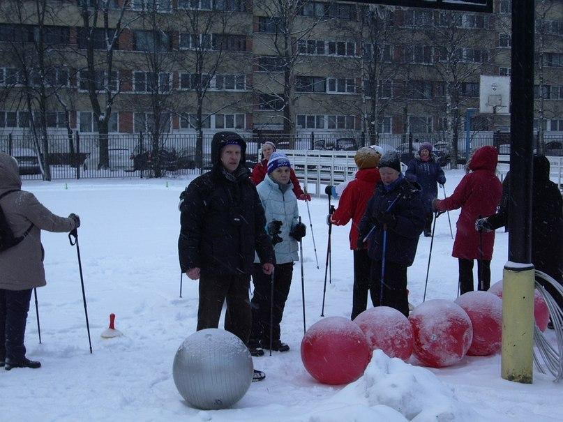 Спортивный праздник-фестиваль «Рождественские Старты»