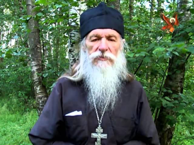 Беседа иеромонаха Николая О необходимости сопротивлению новому мировому порядку антихриста