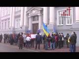 Протести проти призначення Скоробагатько директором 35 школи