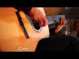 Красивое звучание гитары, тема из фильма!
