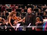 Joseph Calleja &amp Nicola Benedetti - Mattinata (Last Night of the Proms 2012)
