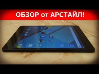 Обзор HTC Nexus 9 (новый планшет Google)  / Арстайл /
