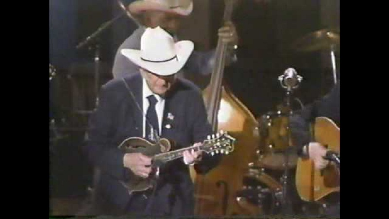 Bill Monroe The Bluegrass Boys - Southern Flavor