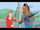 Bojack Horseman badtrip