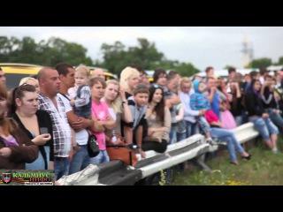 28 июня на Объездном кольце г.Донецка, состоялись Драг. Заезды на 402 метра