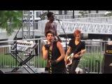 Adam Lambert - HD Chokehold - Freshtival - National Harbor, MD