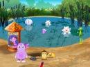 Прохождение игры Лунтик - Развивающие задания для детей - Рыбалка с Лунтиком