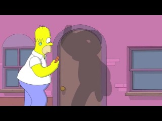 Homer Simpsons's house mix
