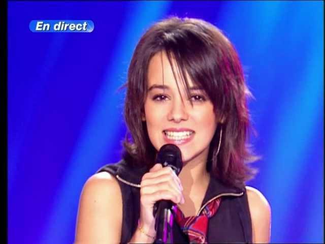 Alizée - À contre-courant - Star Academy Full HD